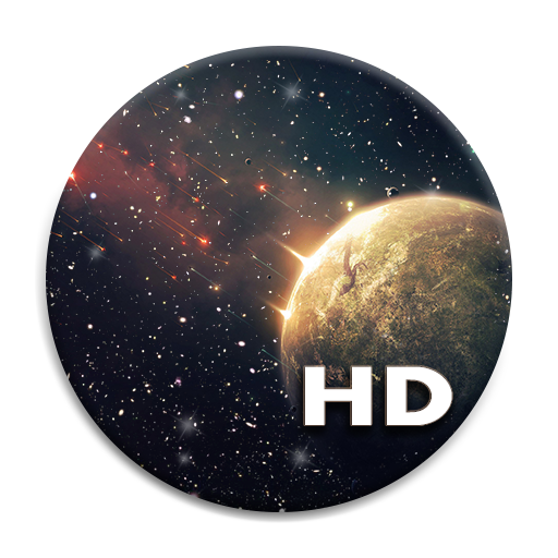 """This beautiful Universal Star HD theme for Android"