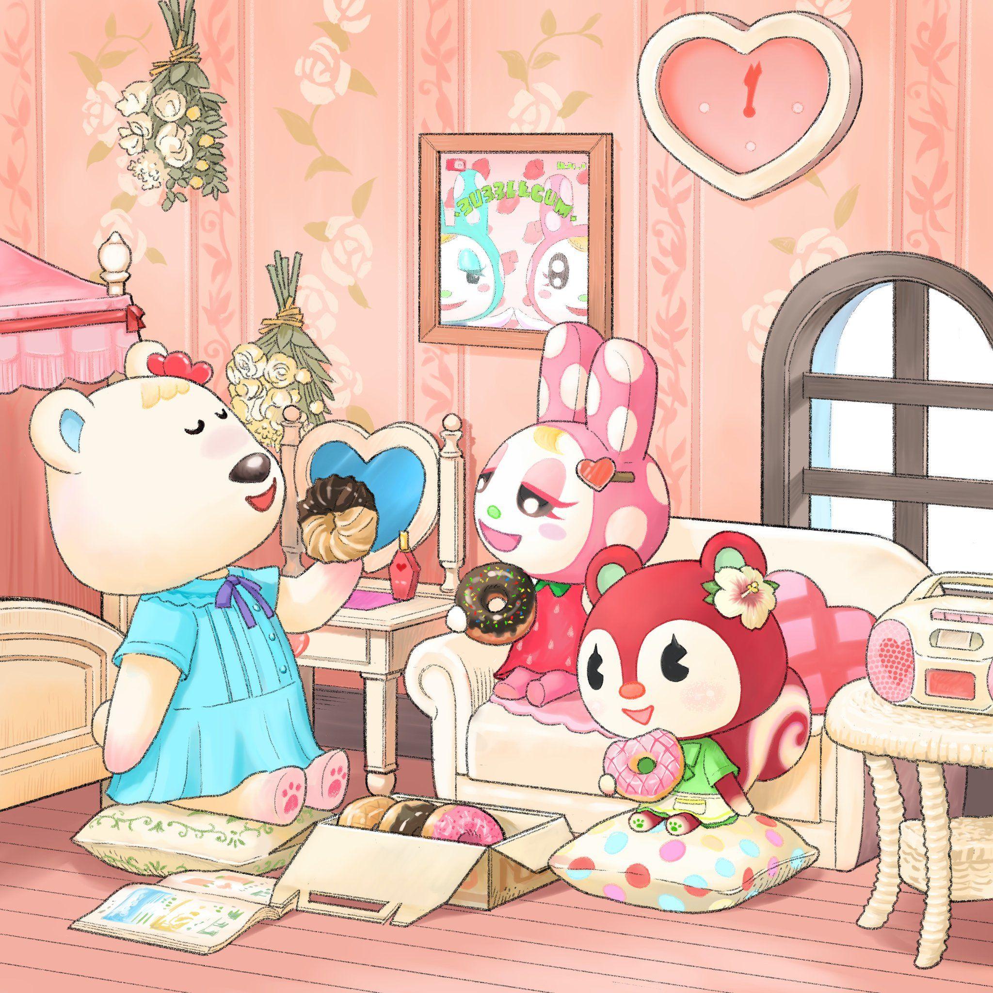 Lolly あつ森 Animal Crossing™: