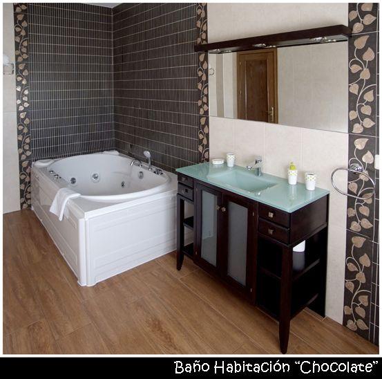 Baño con hidromasaje  www.callejondelpozo.es