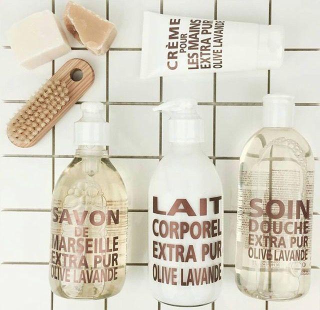 Offrez-vous un instant Olive Lavande. Merci @mel_makeup_addict ! #extrapur #compagniedeprovence #savonliquide #olive #lavande
