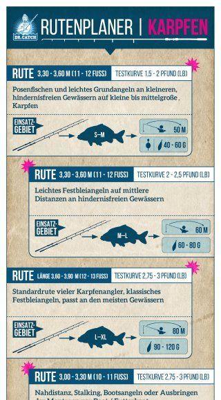 Welche Karpfenrute kaufen? Karpfen, Angeln und Fische angeln