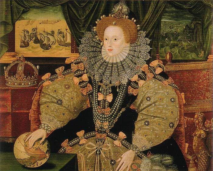 UK raied $14 million for #QueenElizabeth I's Armada Portrait #artprotection #artnews #art