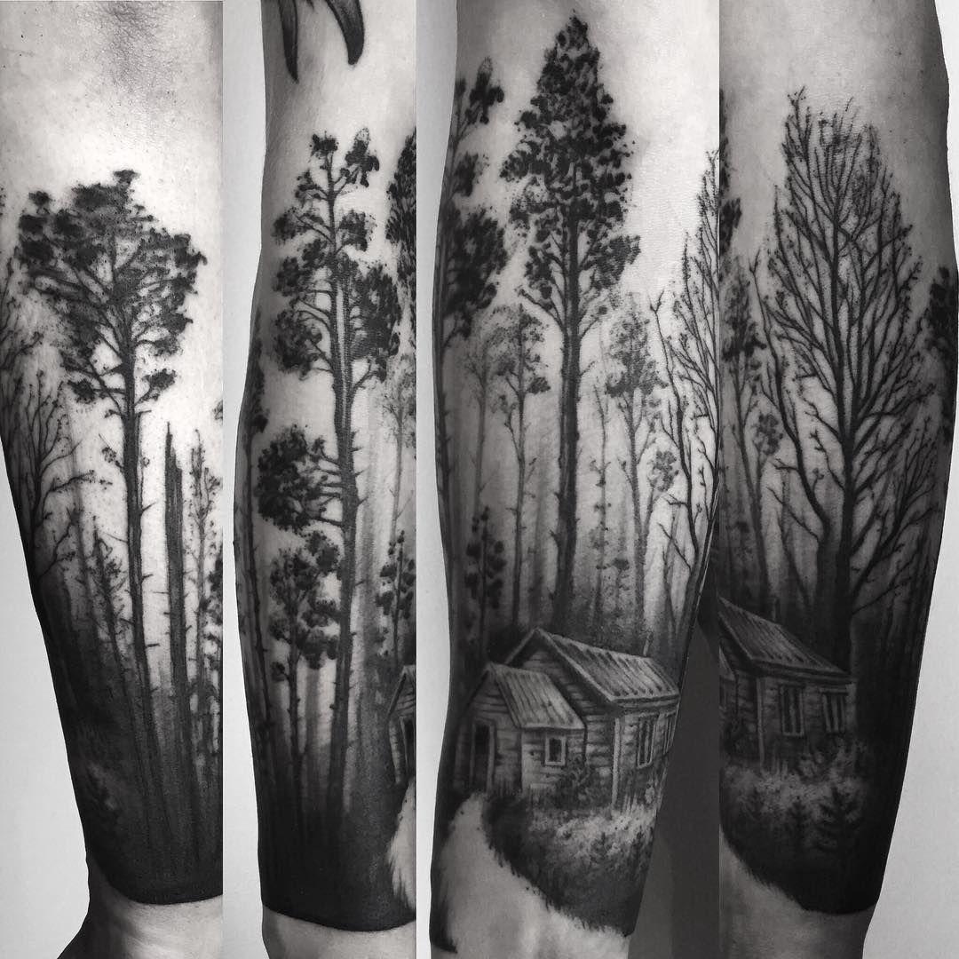 About Forest Tattoo 2019 Tatuajes Forestales Bosque Tatuaje Y