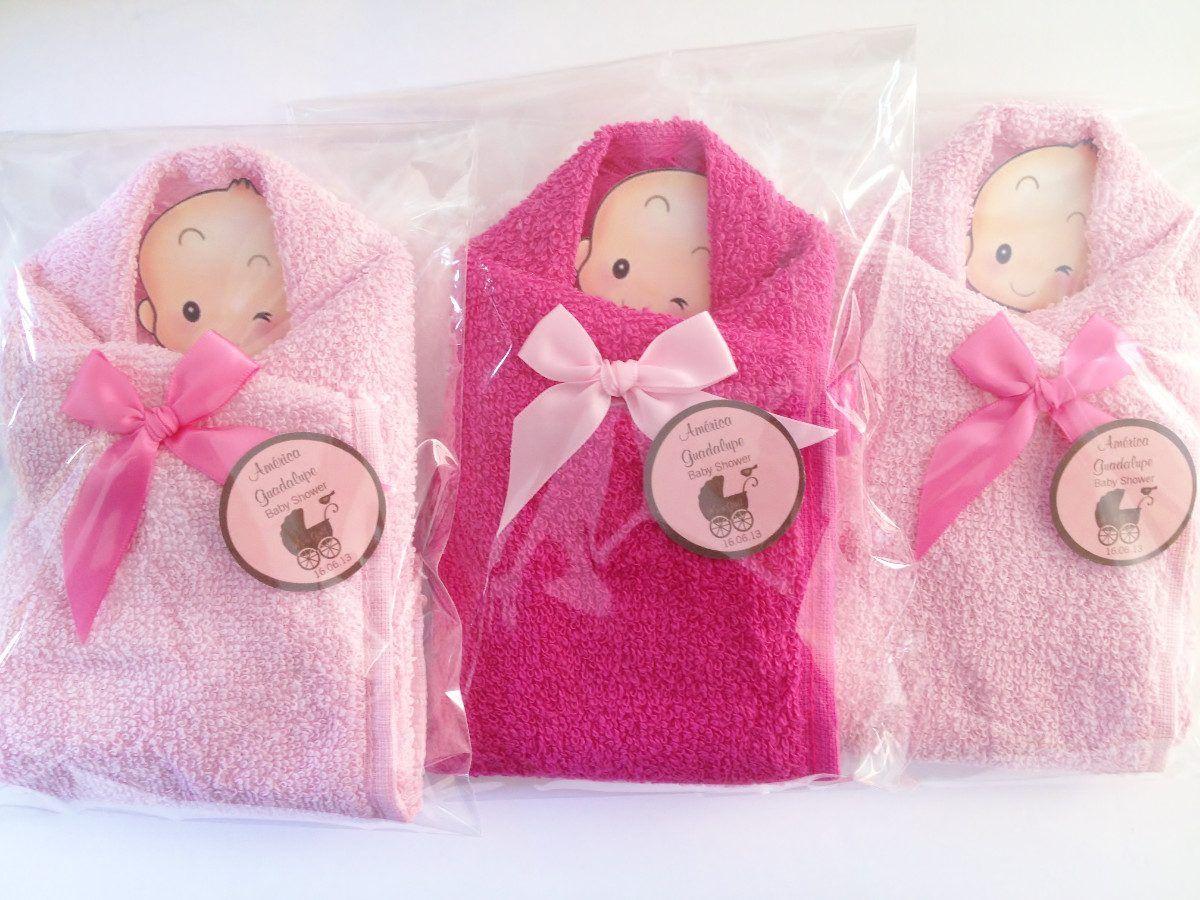Bebs De Toalla Baby Shower Recuerdo Economicos Bautizo 2000