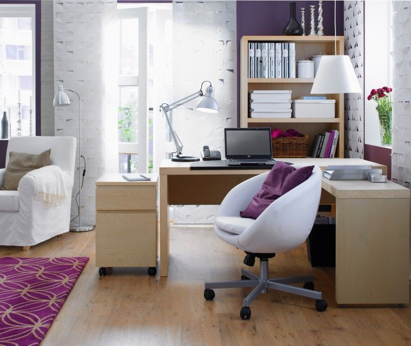 Study room ideas from ikea google search for Ufficio design ikea