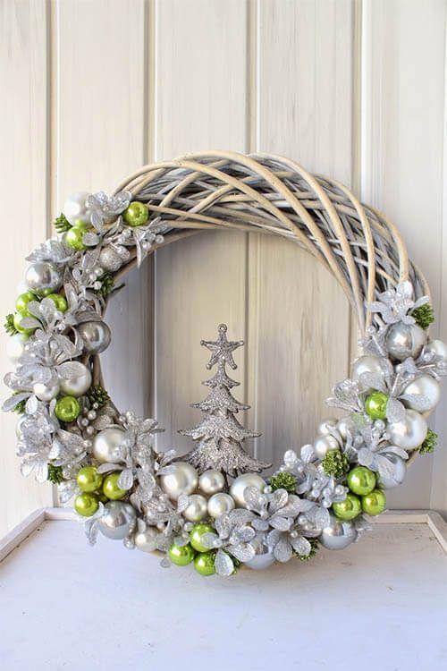 Sfeer In Huis Met Winterdecoratie 10 Voorbeelden Zelf Decoratie Maken Voor In Huis Kerst Ornament Vakantie Kransen
