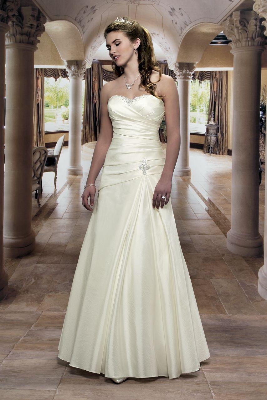 Gown by maryus bridal u informals wedding gowns pinterest