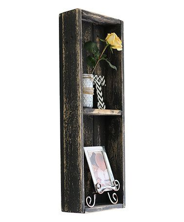 Another great find on #zulily! Black Double Shadowbox #zulilyfinds