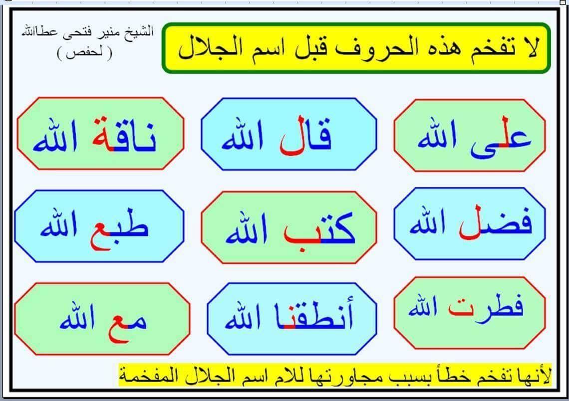 Pin By Khaled Bahnasawy On في القران Tajweed Quran Quran I Am Awesome