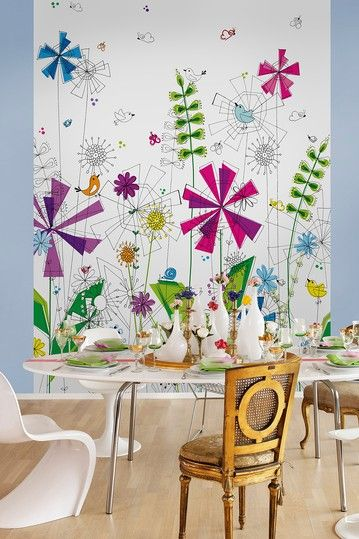 wallpops funky wall mural wall murals mural wall art on wall art for home id=39746