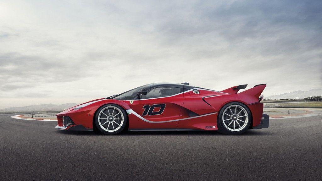Ferrari svela il nuovo programma di ricerca e sviluppo Ferrari FXX - küche vintage look