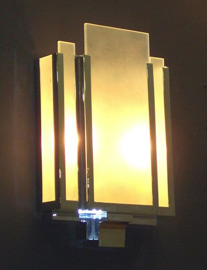 walll lamps | Art Deco Wall Lights | Wall Ideas UK | Ideas for My ...