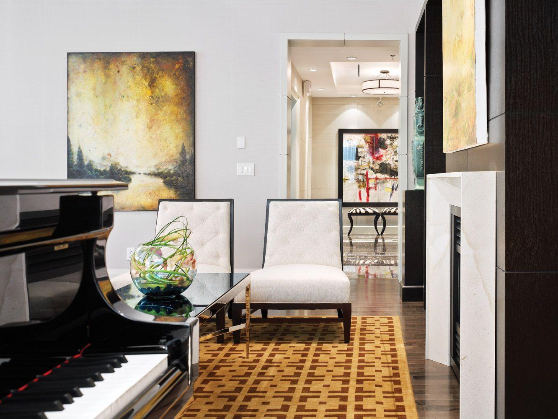 One Bedford at Bloor, Toronto. Interior design by Studio Munge ...