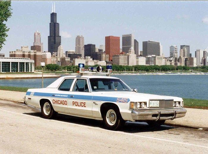 Chicago Pd 1977 Dodge Royal Monaco Police Cars Old Police Cars Police