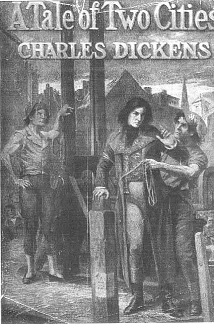 characters of a tale of two cities by charles dickens