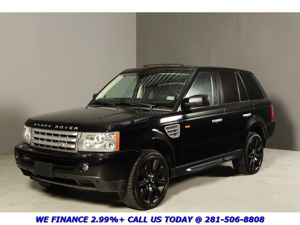 2006 Land Rover Range Rover Sport Supercharged LUXURY 4X4