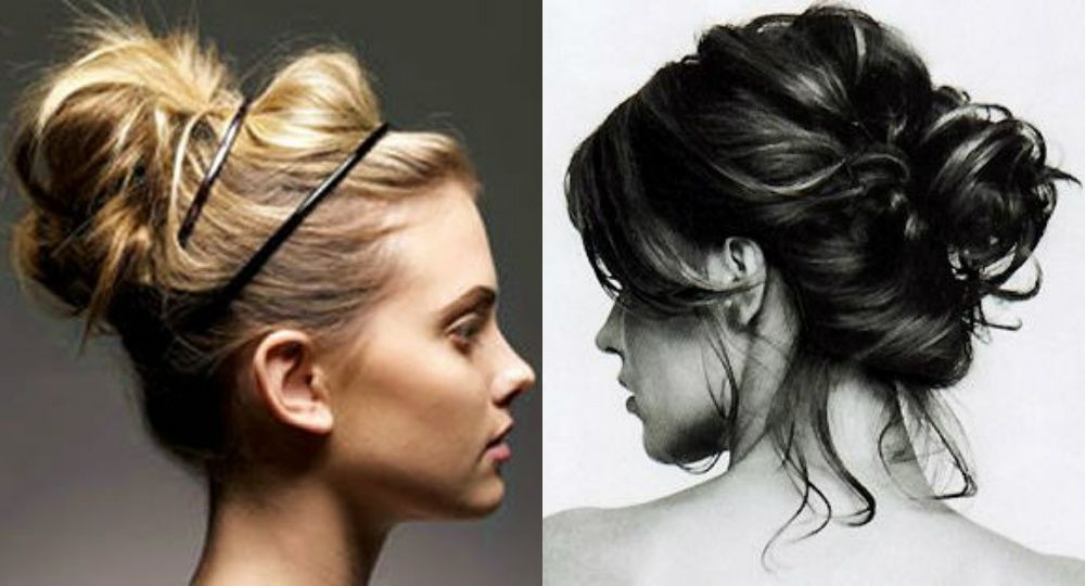 Marvelous 1000 Images About Hair Styles On Pinterest Double Headband Hairstyles For Men Maxibearus