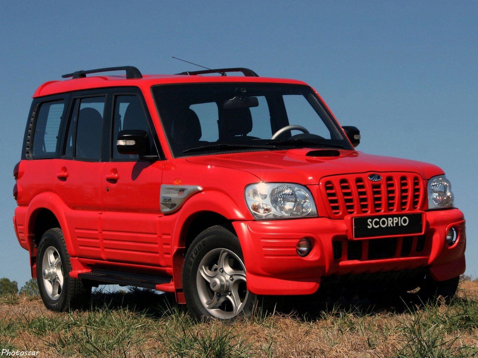 Mahindra Scorpio Un Suv Fabrique Par Mahindra Mahindra Scorpio Car Car Wallpapers Car