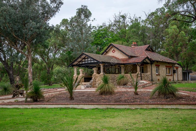 Souvenir Shop And Visitor Centre In Yanchep National Park City Of