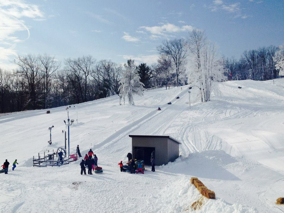 Photo of One Of The Longest Snow Tubing Runs In Michigan Can Be Found At Snow Snake Ski And Golf