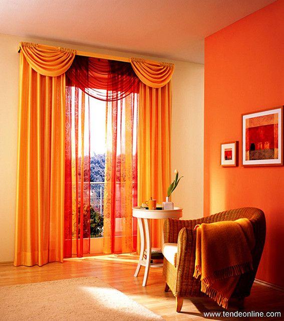 tende da interno, tenda d'arredamento interno | lightbox - Tende D Arredamento Interni