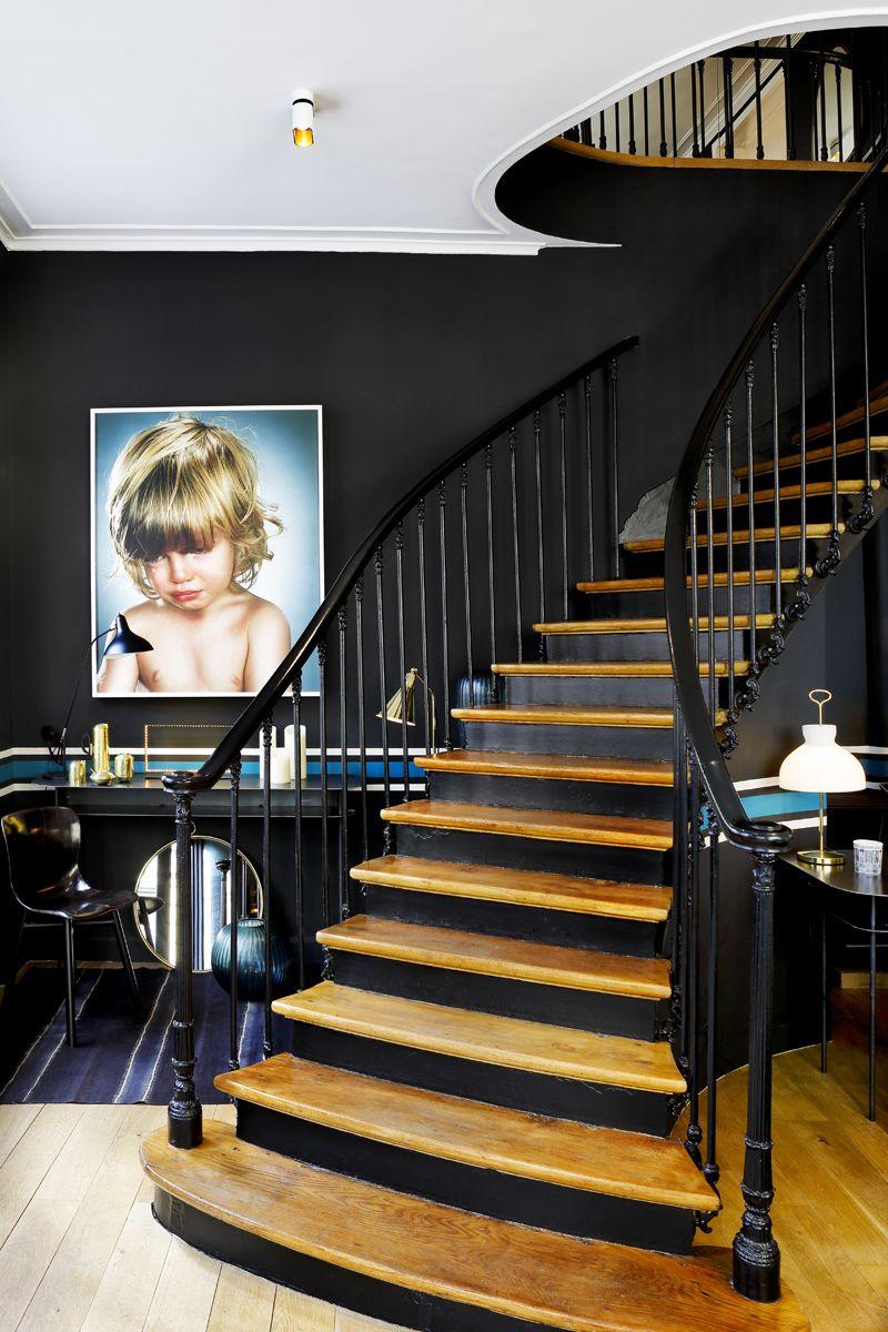Habiller son escalier | MAISON SARAH LAVOINE | Details | Pinterest ...