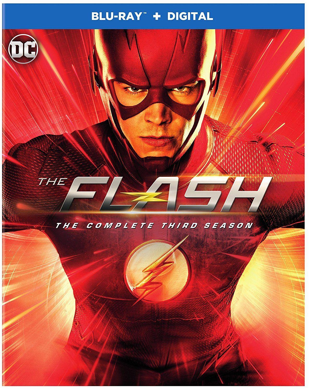 New On Dvd And Blu Ray The Flash Season 3 The Flash Season The