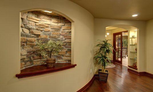 35 ideas geniales para decorar tus paredes con nichos Ideas geniales para decorar la casa