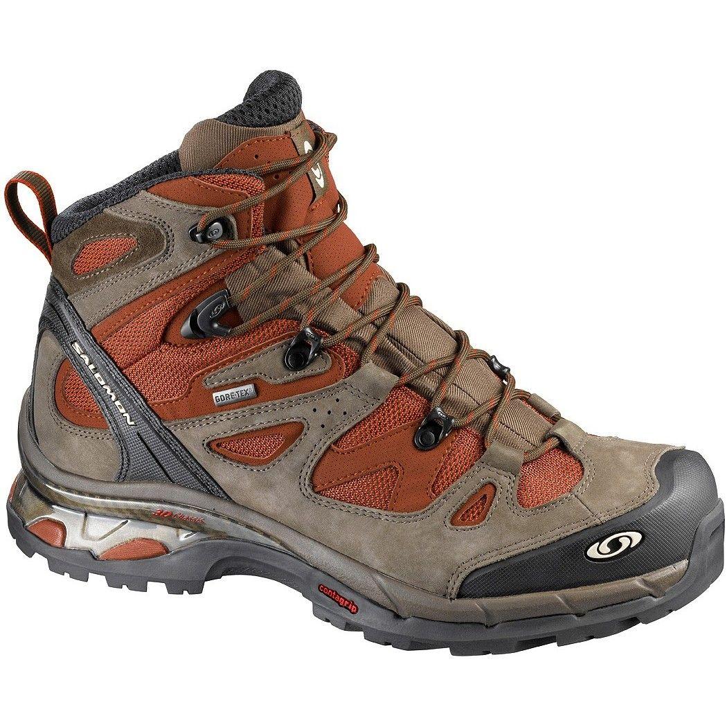 COMET 3D GTX® Backpacking Footwear Hiking Salomon
