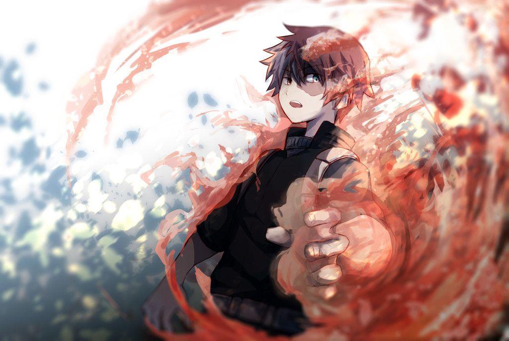 Boku No Hero Academia Anime Boy Shouto Todoroki Wallpaper Boku No Hero Academia My Hero My Hero Academia