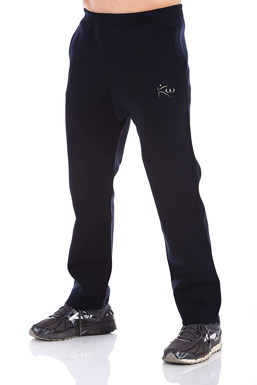 Kutting Weight Sauna Pants for Men and Women | Neoprene Suit Weight Loss Bottoms...