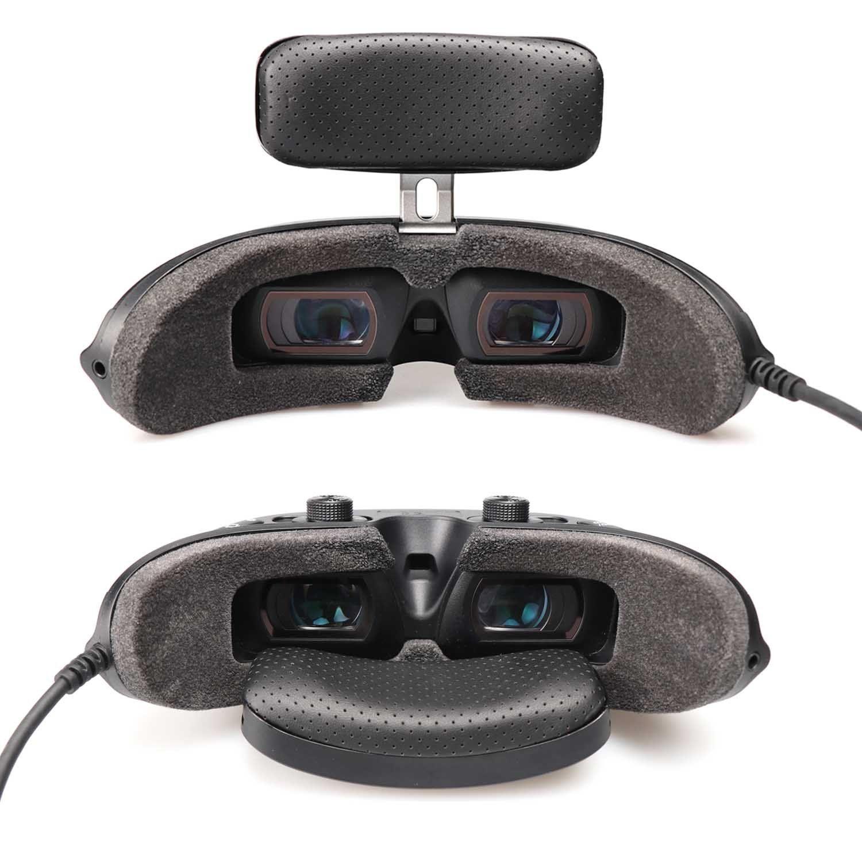 VR Headset 3D Virtual Reality Glasses 800†HD Giant