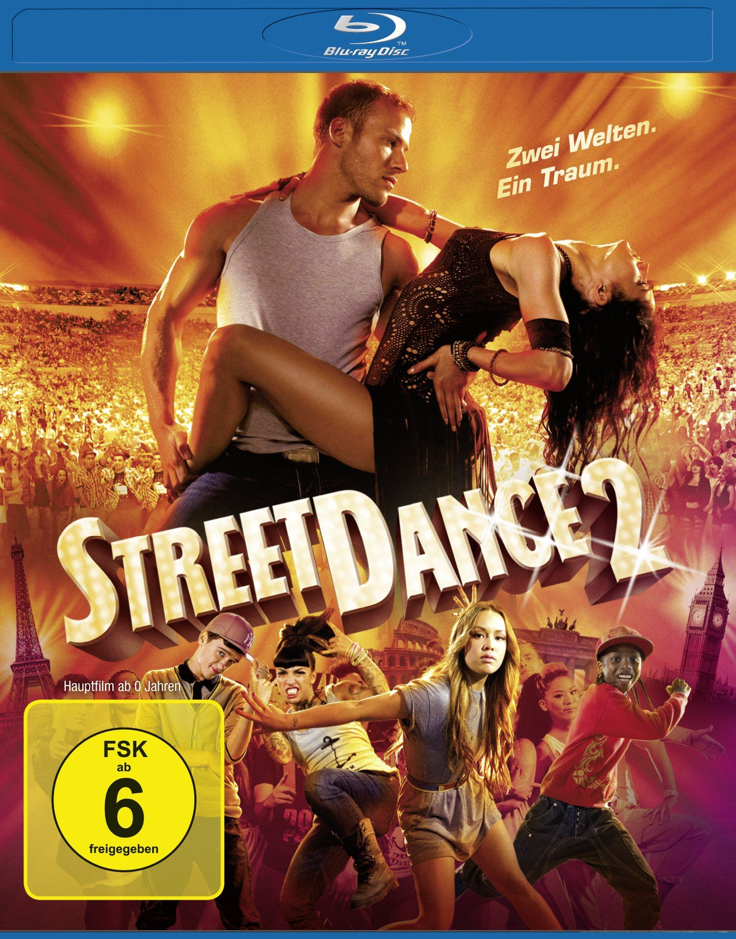 Streetdance 2 Alemania Blu Ray Ad Alemania Streetdance Ray Blu Peliculas Musicales Peliculas Step Up Peliculas Cine