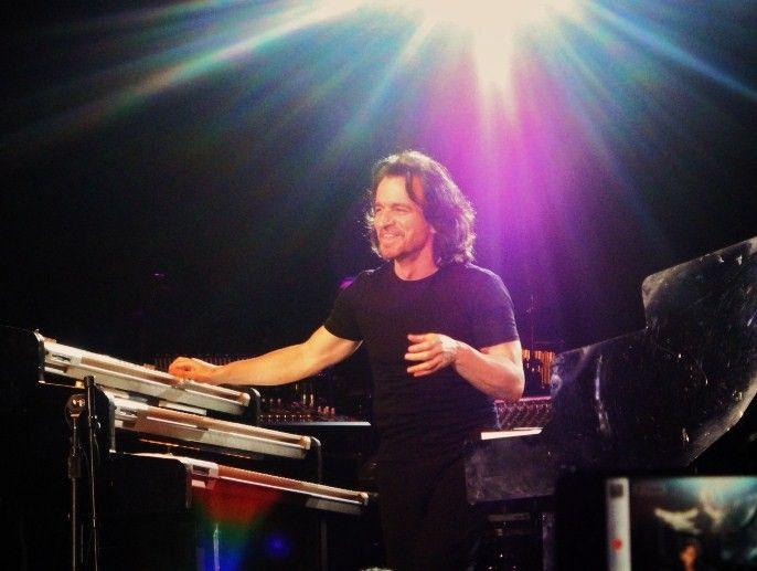 Yanni | YANNI NOTES in 2019 | Yanni music, New age music