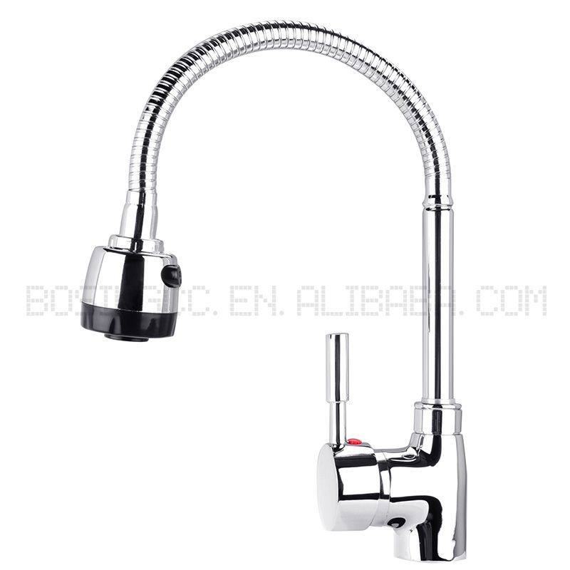 360 Degree Revolving Single Handle Upc Kitchen Faucet For Sale