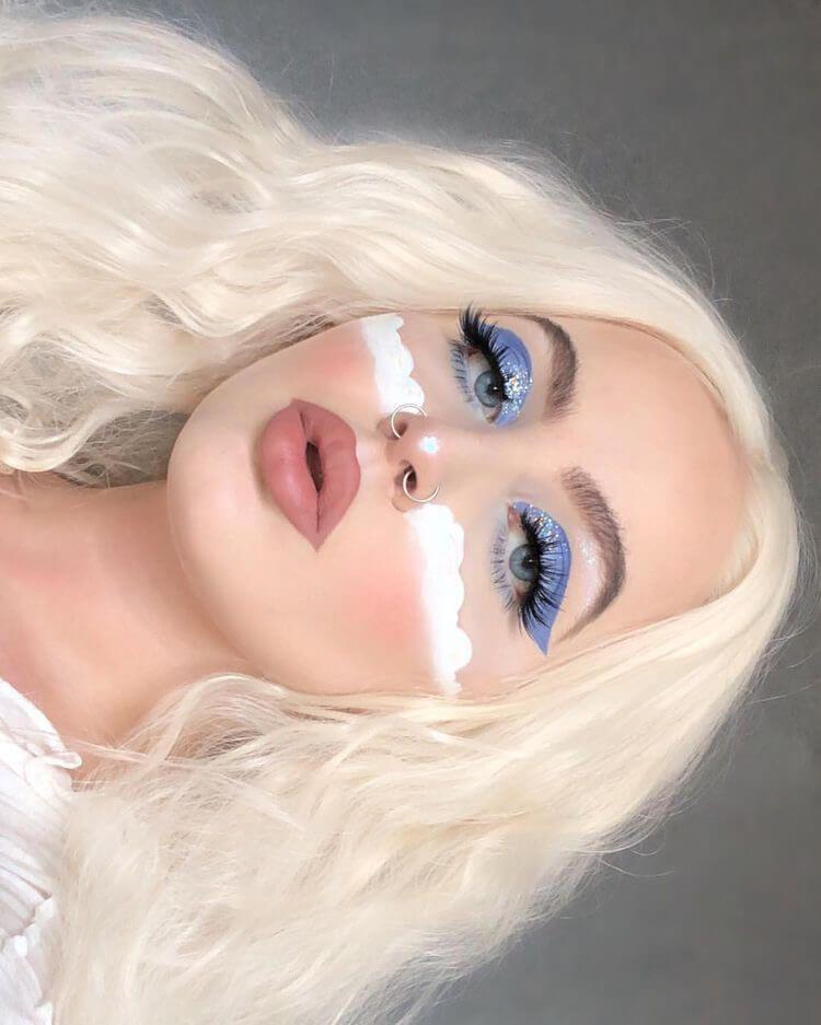 30 Amazing creative makeup art try it now