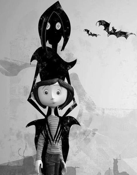 ゚ Pinterest Probablyfreyjaa Coraline Art Coraline Jones Coraline