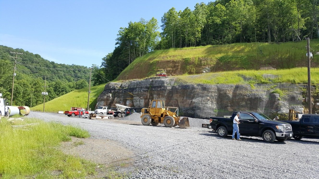 A new coal mine about to start up near coeburn virginia