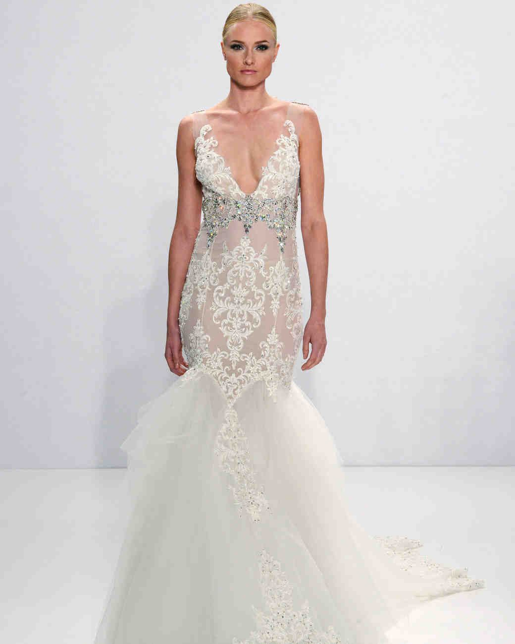Pnina Tornai 2017 Wedding Dress Collection