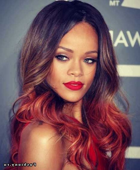Rihanna red haircolor best hair award rihanna pinterest hair rihanna red haircolor solutioingenieria Image collections