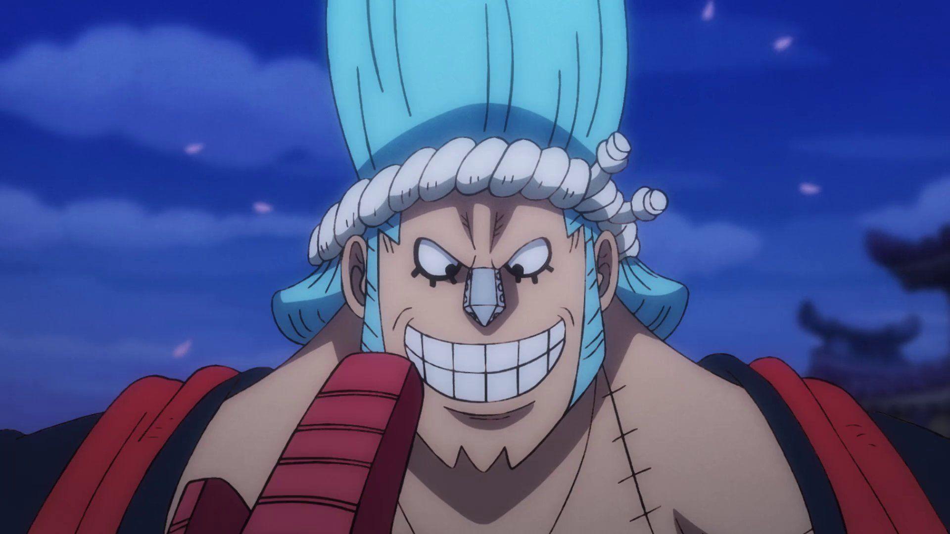 Épinglé par ukwonic sur One Piece en 2020