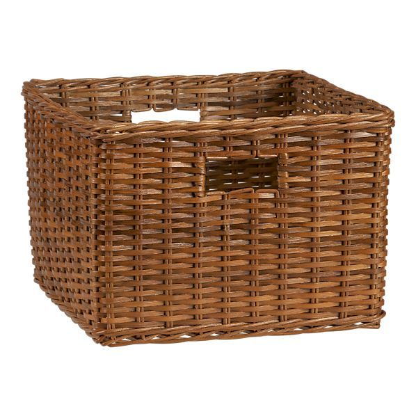 Caine Square Storage Basket $29.95. Square Storage Basket. 14