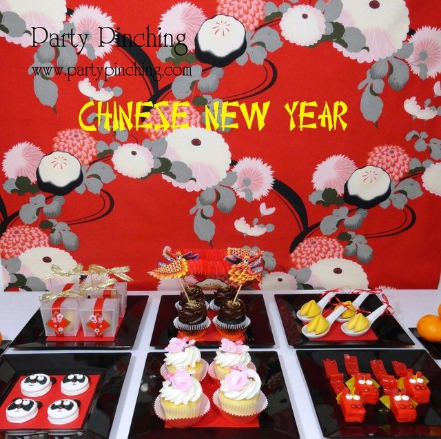 Year Of The Dragon Chinese New Year Party Ideas In 2019