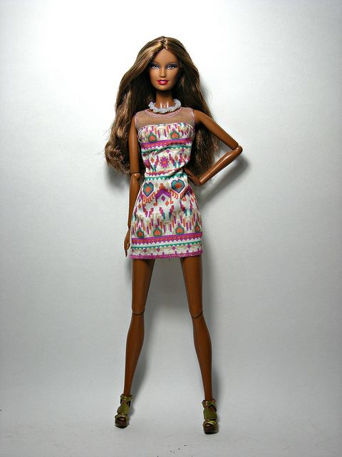 New Year New Look by Ed doll boy, via Flickr