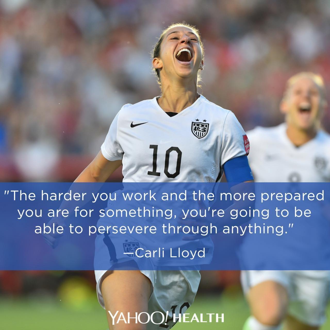 Wellness Wisdom Motivational soccer quotes, Soccer