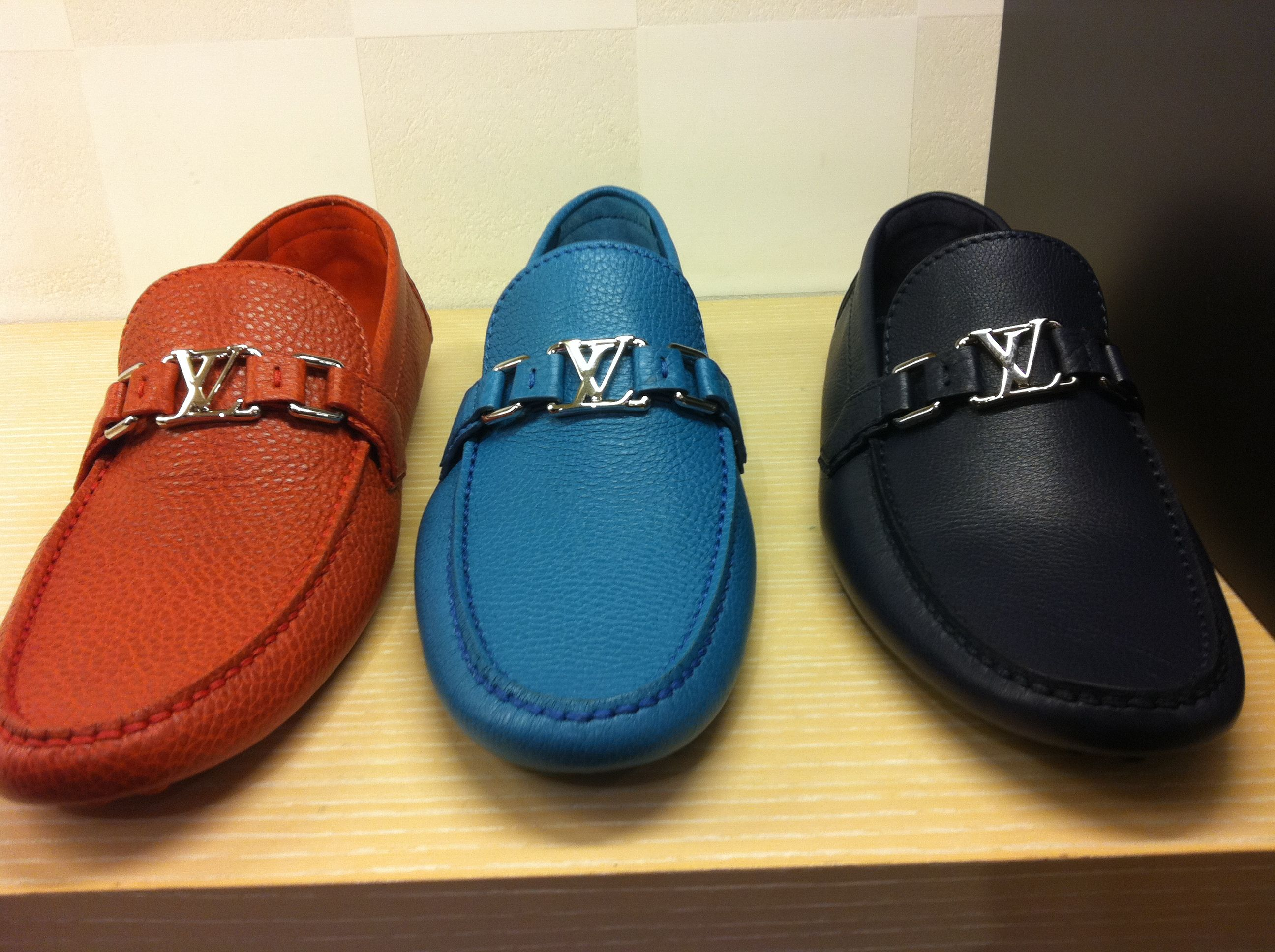 0877e2f3f LV driving shoe/loafers | salergirl <3 | Shoes, Loafer shoes, Lv shoes