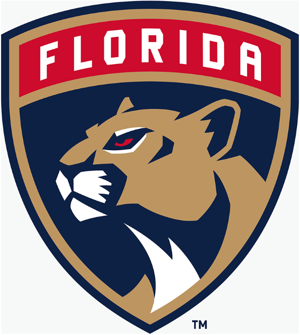 Florida Panthers The New Panthers Logo Got Some Inital Mixed Reviews Many Said It Looked Like A Soccer Crest Florida Panthers Vancouver Canucks Mascotte