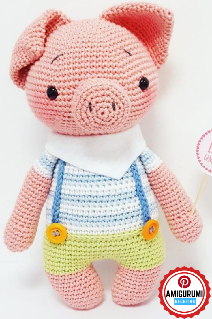 Bichinhos de crochê receitas em português passo a passo ... | 1102x735