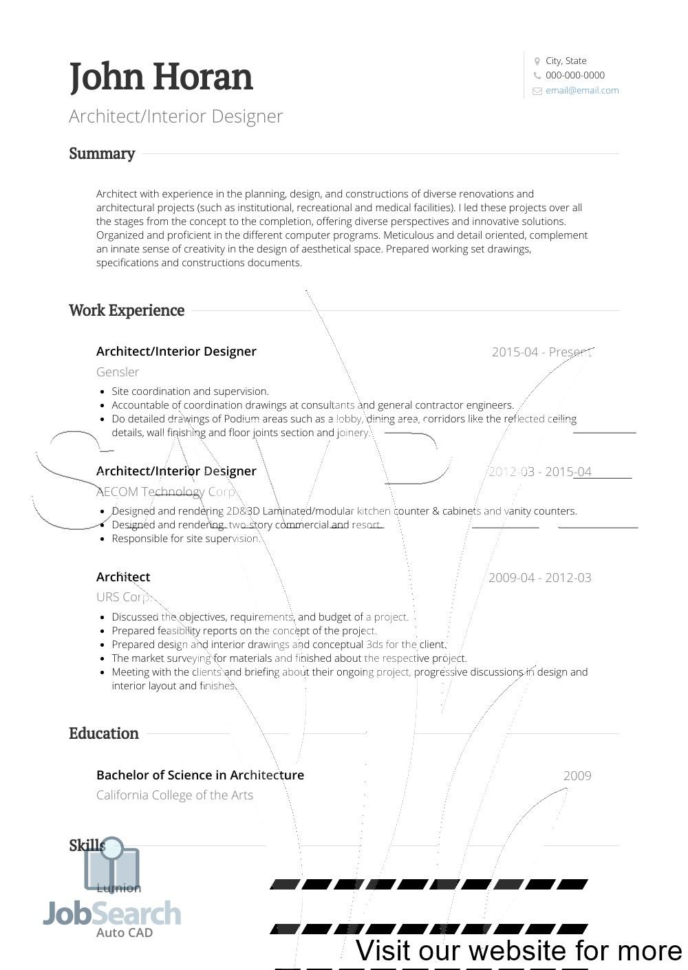 Resume Templates 2020 Australia