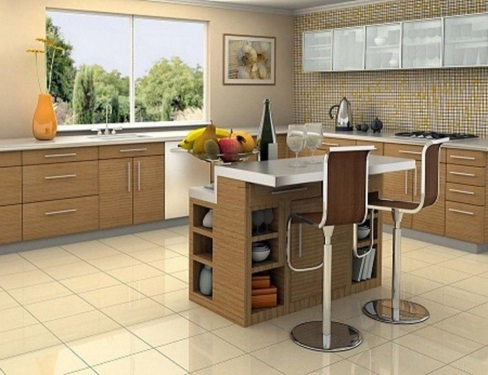 Kitchen Outstanding Modern Kitchen Island With Seating Photos